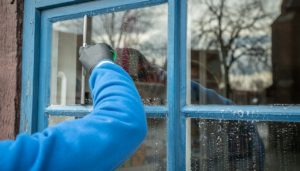 Guide on how to seal a window from inside